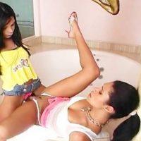 RDV coquin avec une jeune trans brésilienne baiseuse